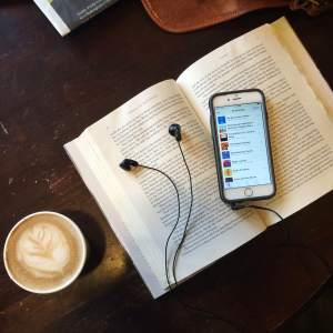 Bookish podcasts
