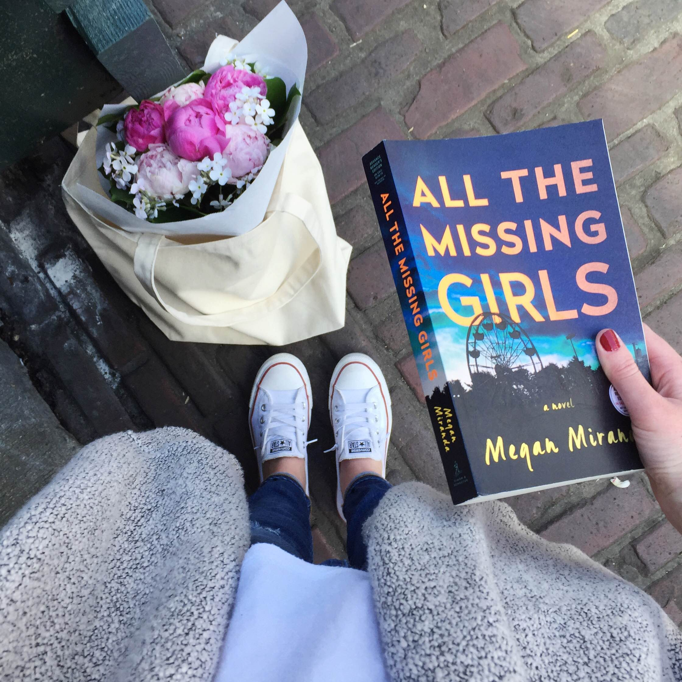 All The Missing Girls by Megan Miranda Dream by Day