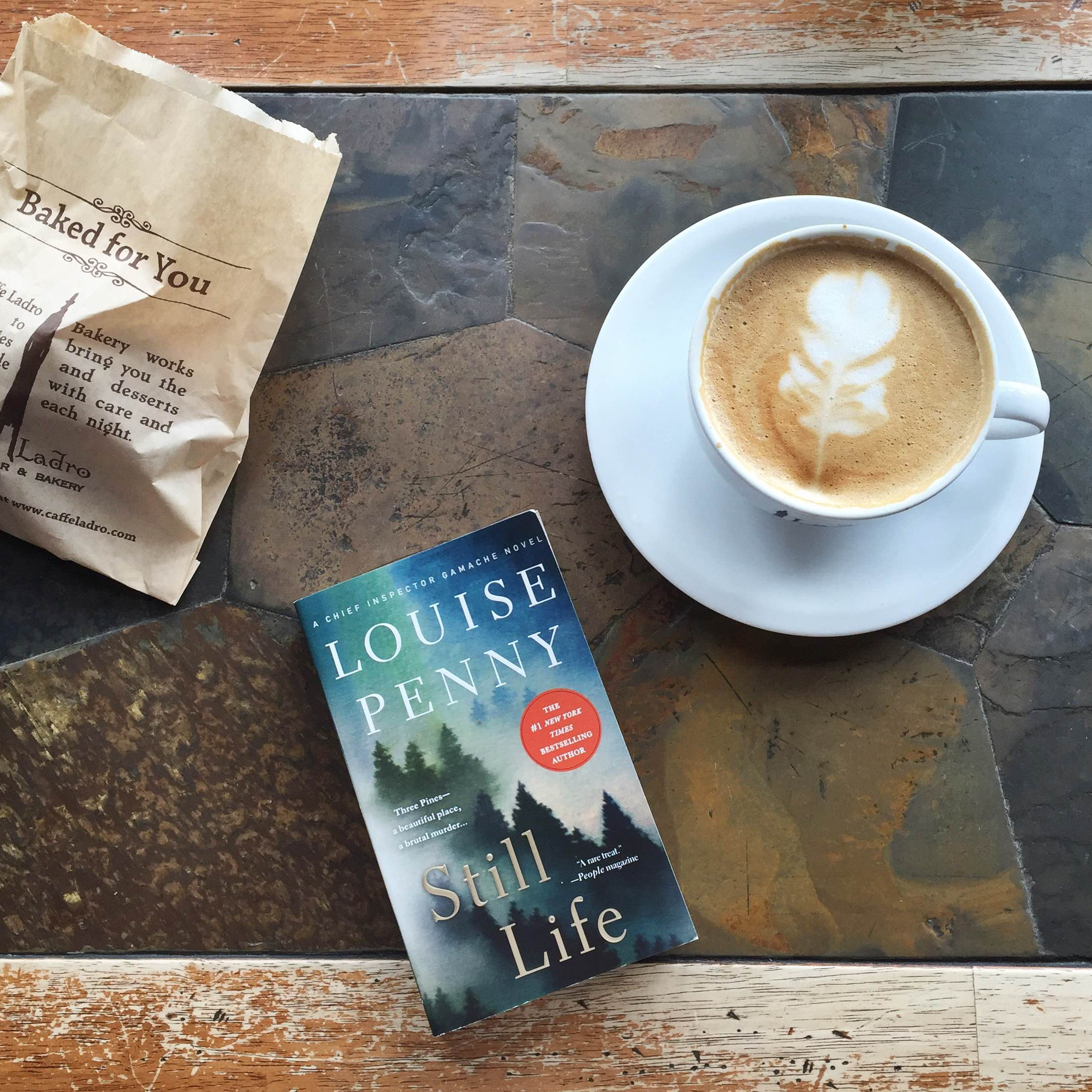 Still Life by Louise Penny | Dream by Day